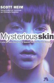 Mysterious Skin - Intérieur - Format classique