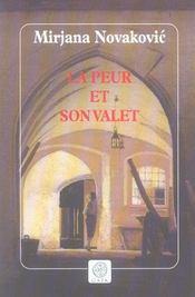 La Peur Et Son Valet - Intérieur - Format classique