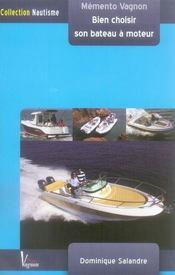 Bien choisir son bateau à moteur - Intérieur - Format classique