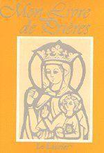 Mon livre de prières - Couverture - Format classique