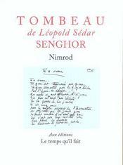 Tombeau De L. S. Senghor - Intérieur - Format classique