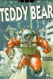 Teddy bear t.2 ; Djumbo warrior - Couverture - Format classique