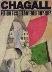 Chagall - Couverture - Format classique