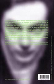 L'antéforme - 4ème de couverture - Format classique
