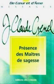 Presence Des Maitres De Sagesse 1997 - T. 7 - Couverture - Format classique