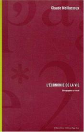 Economie De La Vie - Couverture - Format classique