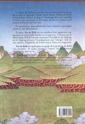Feu de reiki - 4ème de couverture - Format classique