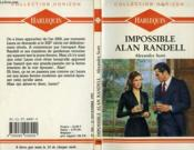 Impossible Alan Randell - Counterfeit Marriage - Couverture - Format classique