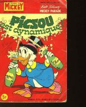 Le Journal De Mickey - Numero1363 Bis - Special Hors Serie - Piscou Est Dynamique ! - Couverture - Format classique