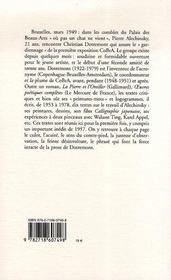 L'arbre et l'arme ; et autres textes sur Pierre Alechinsky - 4ème de couverture - Format classique