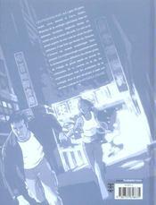 Le fantome de l'himalaya - 4ème de couverture - Format classique