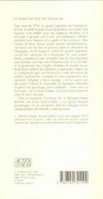 Le Moine, L'Ottoman Et La Femme Du Grand Argentier - 4ème de couverture - Format classique