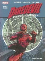 Daredevil t.3 ; underboss - Intérieur - Format classique