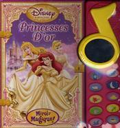 Princesses d'or - Intérieur - Format classique