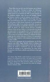 Les Chiens Muets - 4ème de couverture - Format classique