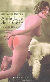 Anthologie de la fessée et de la flagellation - Intérieur - Format classique