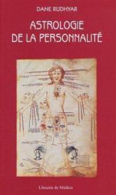 Astrologie de la personnalite - Couverture - Format classique