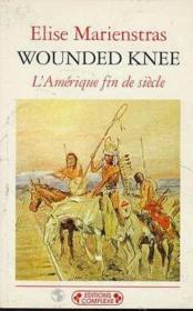 Wounded knee - Couverture - Format classique