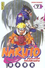Naruto t.7 - Couverture - Format classique