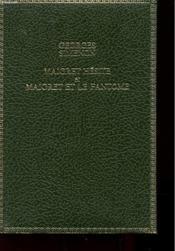Maigret Hesite Et Maigret Et Le Fantome - Couverture - Format classique