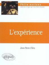 L'Experience - Intérieur - Format classique