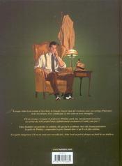John Lord T02 - 4ème de couverture - Format classique