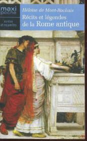 Recits Legendes Rome Antique - Couverture - Format classique