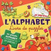 L'alphabet - Couverture - Format classique
