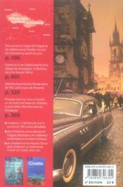 République tchèque et slovaquie (2e édition) - 4ème de couverture - Format classique