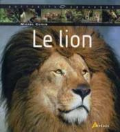 Le lion - Couverture - Format classique