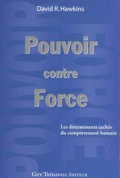Pouvoir Contre Force - Intérieur - Format classique