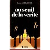 Seuil De La Verite (Au) - Couverture - Format classique