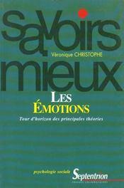 Les Emotions - Intérieur - Format classique