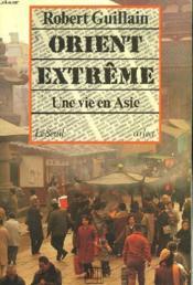 Orient-Extreme - Couverture - Format classique