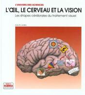 L'Oeil Le Cerveau. - Intérieur - Format classique