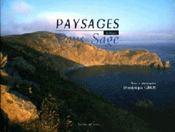 Paysages pays sage - Intérieur - Format classique