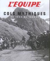 Cols Mythiques Du Tour De France - Intérieur - Format classique