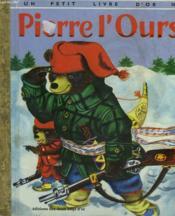 Pierre L'Ours - Couverture - Format classique
