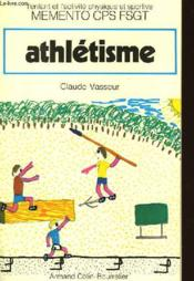 Athletisme - Couverture - Format classique