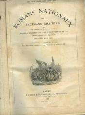 Romans Nationaux - Couverture - Format classique