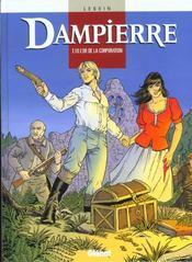 Dampierre t.10 ; l'or de la corporation - Intérieur - Format classique
