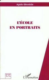 L'Ecole En Portraits - Intérieur - Format classique