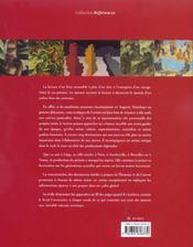Auguste Mambour ; L'Odyssee D'Une Oeuvre En Trois Dimensions - 4ème de couverture - Format classique