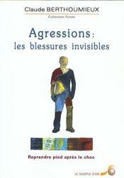 Victimes d'agression ; les blessures invisibles - Intérieur - Format classique