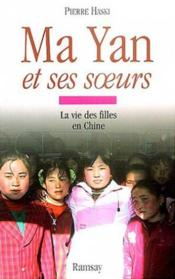 Ma Yan Et Ses Soeurs - Couverture - Format classique