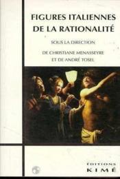 Figures Italiennes De La Rationalite - Couverture - Format classique
