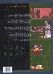 LE FLEAU DES DIEUX. Urbi et Orbi - 4ème de couverture - Format classique