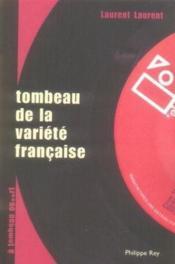 Tombeau de la variété française - Couverture - Format classique
