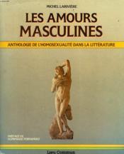 Les Amours Masculines - Couverture - Format classique