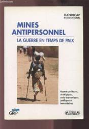 Mines Antipersonnel - Couverture - Format classique